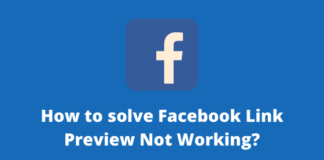 How to solve Facebook Link Preview Not Working_