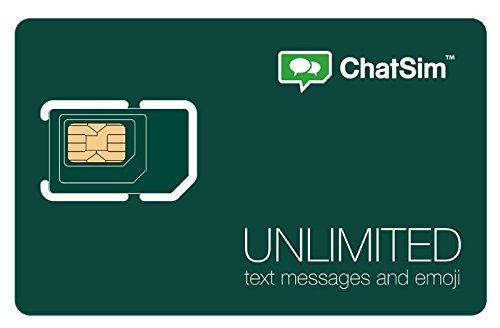 How to use WhatsApp without internet - ChatSim